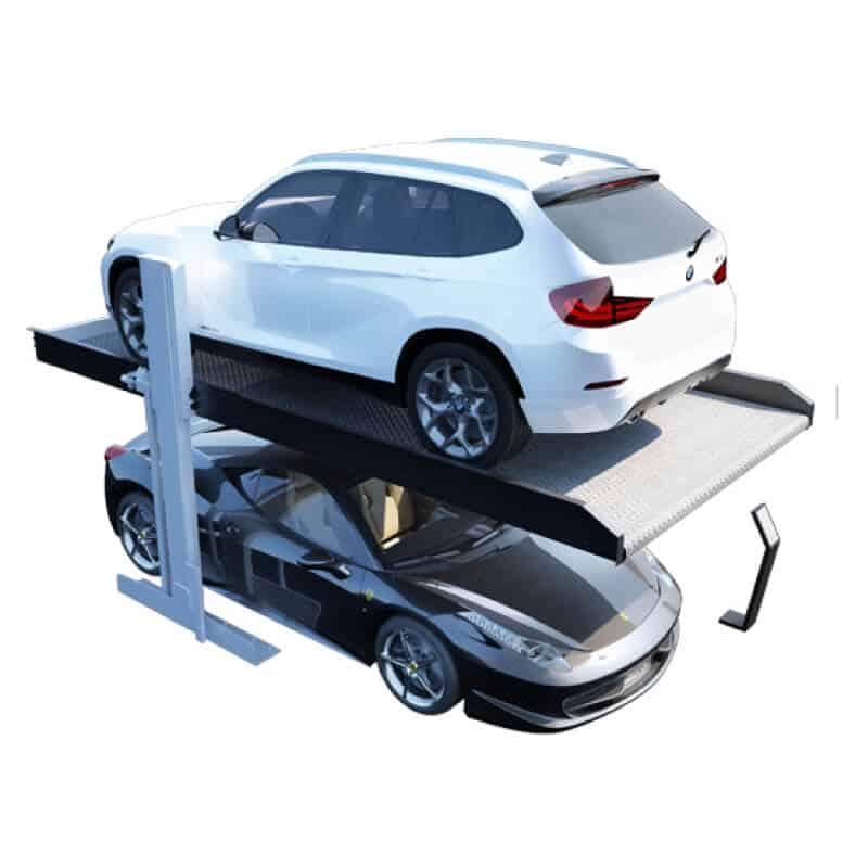 sisteme de parcare modulo polo
