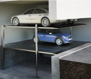 sisteme de parcare independente